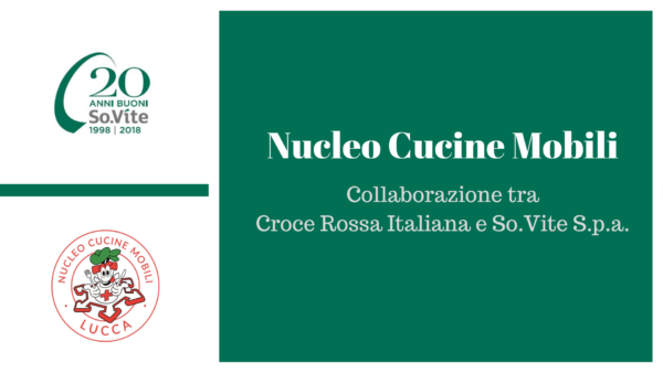 Nucleo Cucine Mobili – So.Vite e Croce Rossa Italiana